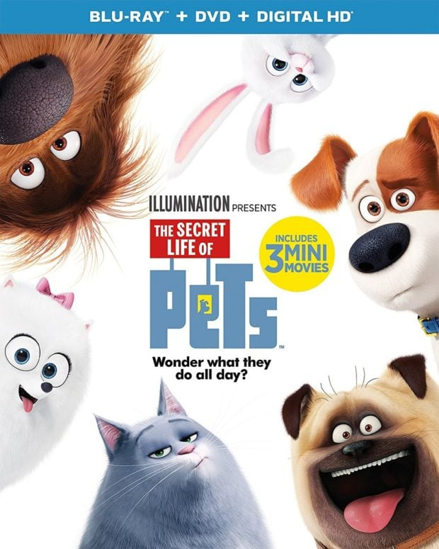The Secret Life of Pets - ComeWagAlong.com Holiday Gift Guide: Gifts for Kids