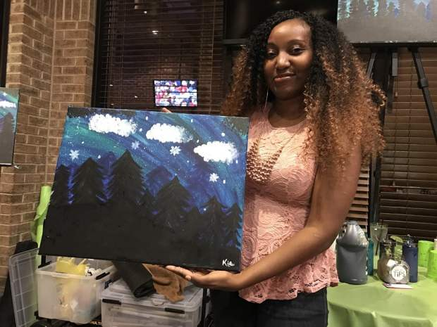 Paint Nite - Painting Class for Adults