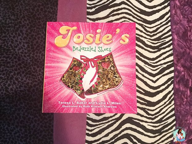 Book Review: Josie's Bedazzled Shoes