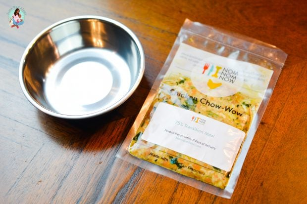 NomNomNow Transition Meals