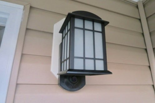 Maximus Smart Security Light - Installation