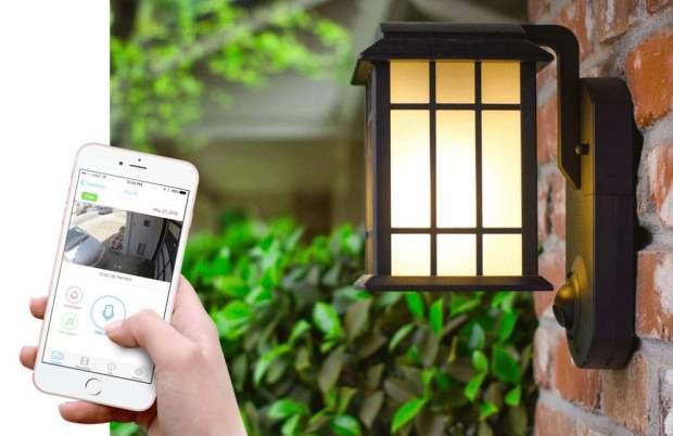 Maximus Smart Security Light - Kuna app