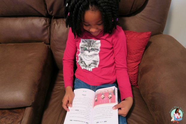 Madison Miles Big Big Move Chapter Book