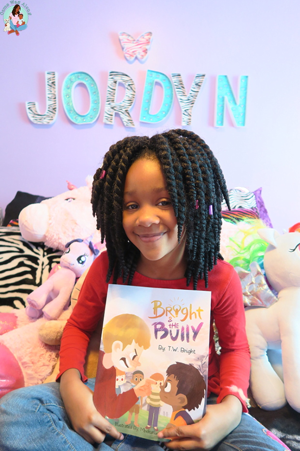 Book Review: Bright and the Bully by T.W. Bright