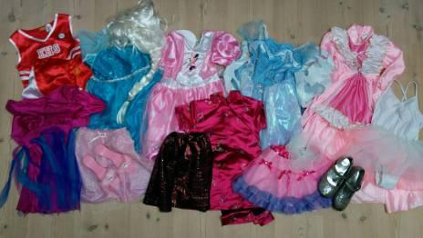 brugt udklædningstøj