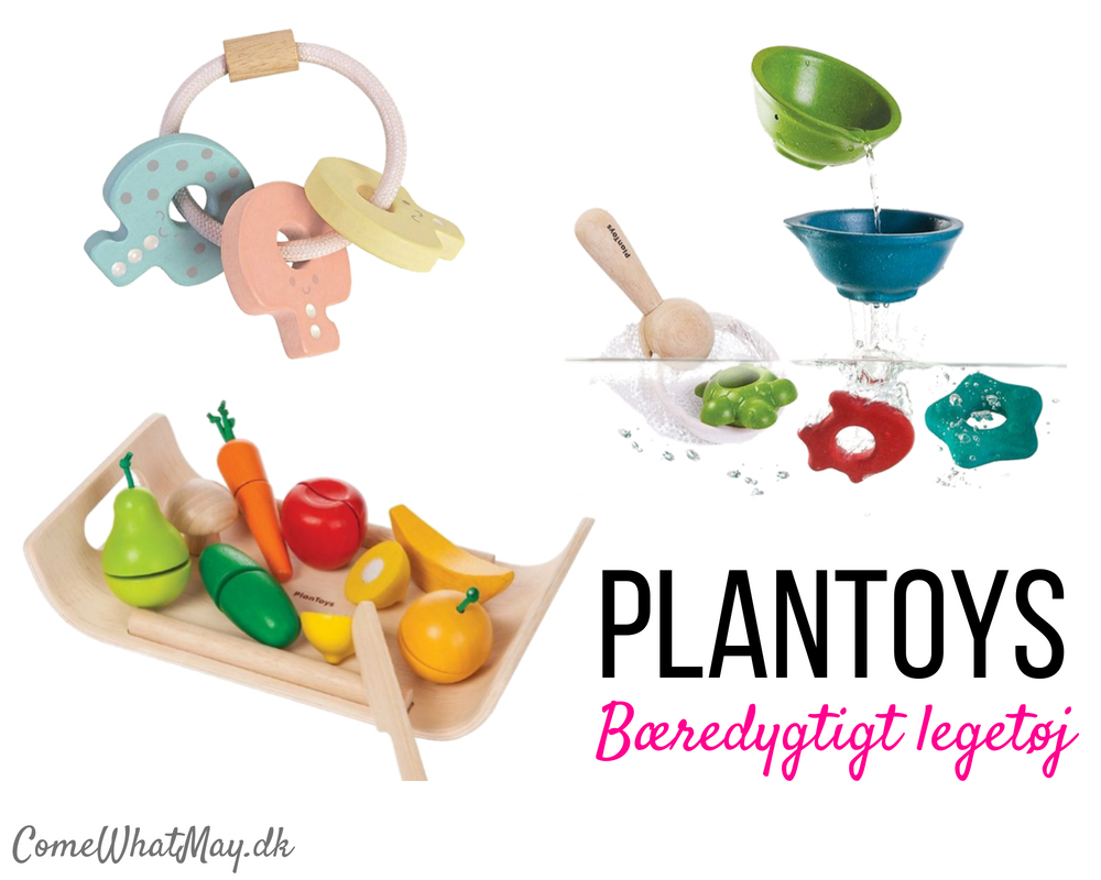 Plantoys-legetoej