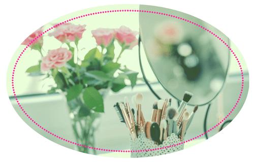 DIY makeup | make-up | naturlig