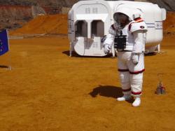 Le module d'habitation lunaire SHEE est opérationnel