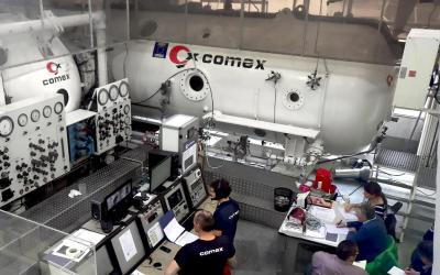 CHAMBRE HYPOXIQUE: La Comex prend de l'altitude