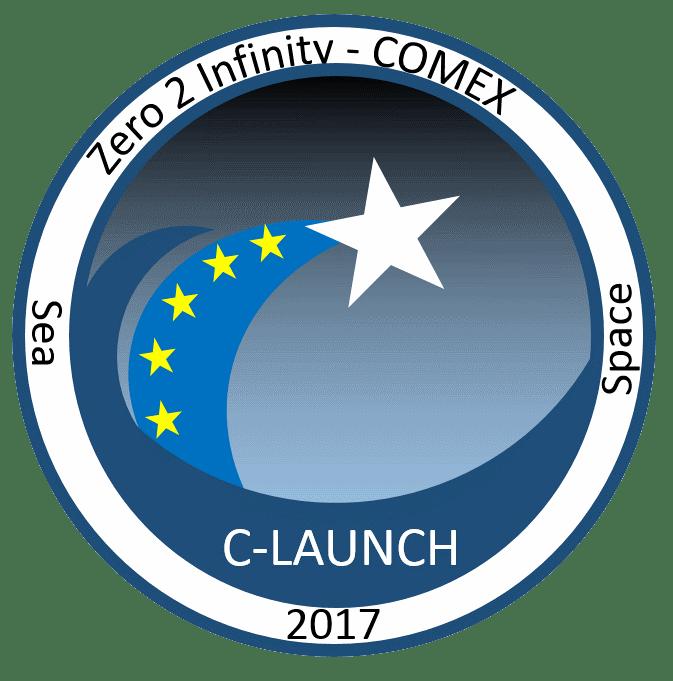 mission C-LAUNCH Logo