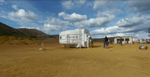 shee l habitat spatial de la comex