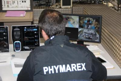 phymarex au centre hyperbare comex