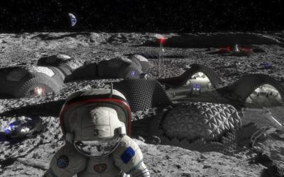 New intelligent materials for future space suits