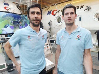 Equipe comex Luc Levaux et Frédéric Poloindre