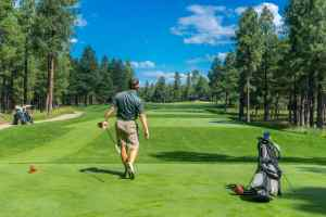 Golfing With Hernia
