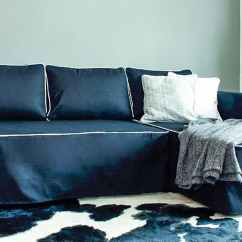 Sofa Bed Covers Mid Century Modern Style Loveseat Replacement Ikea Manstad Sleeper Slipcovers