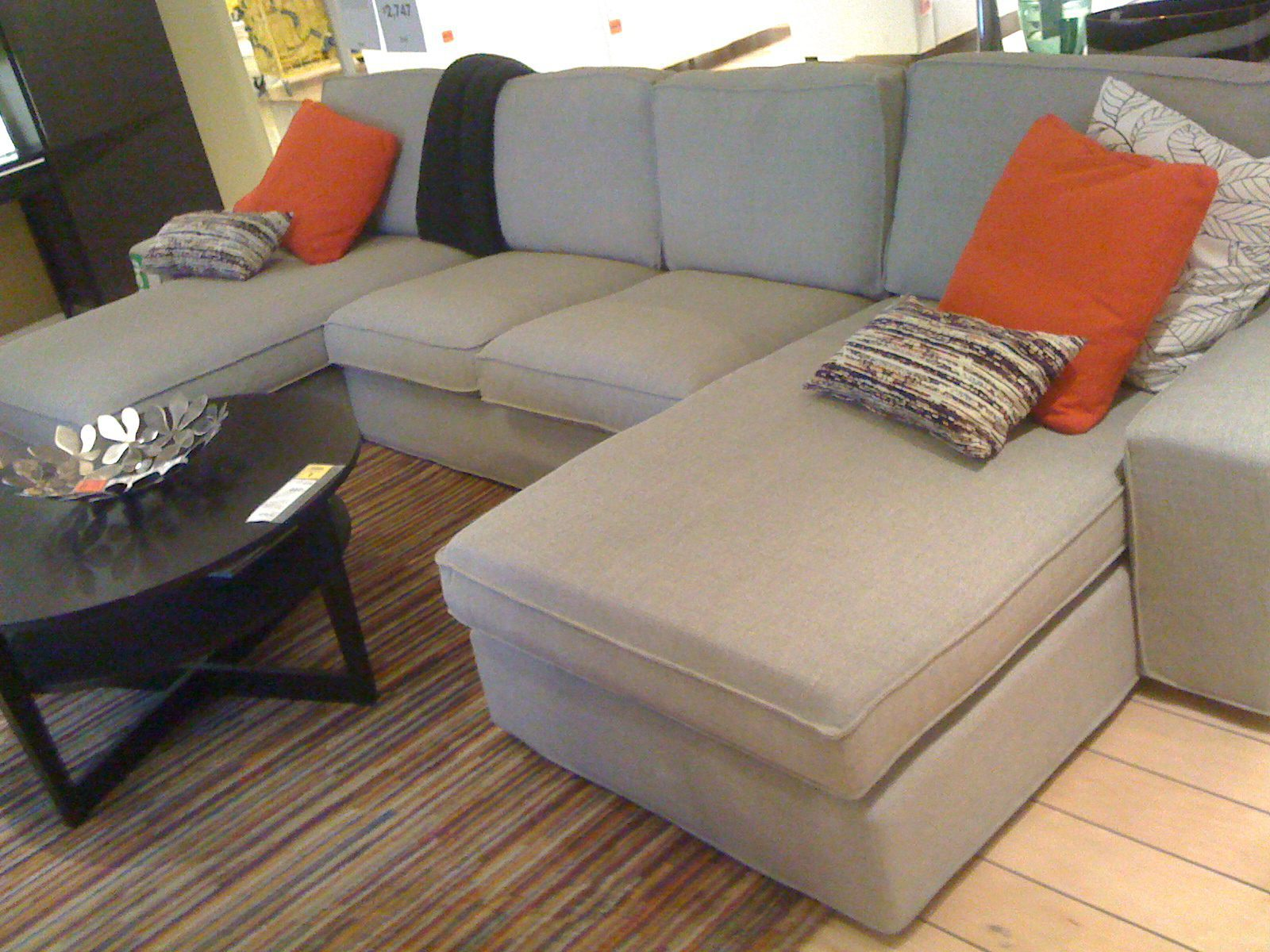 Ikea Kivik Sofa Recamiere Ikea Presents New Kivik Sofa Range Comfort Works Blog