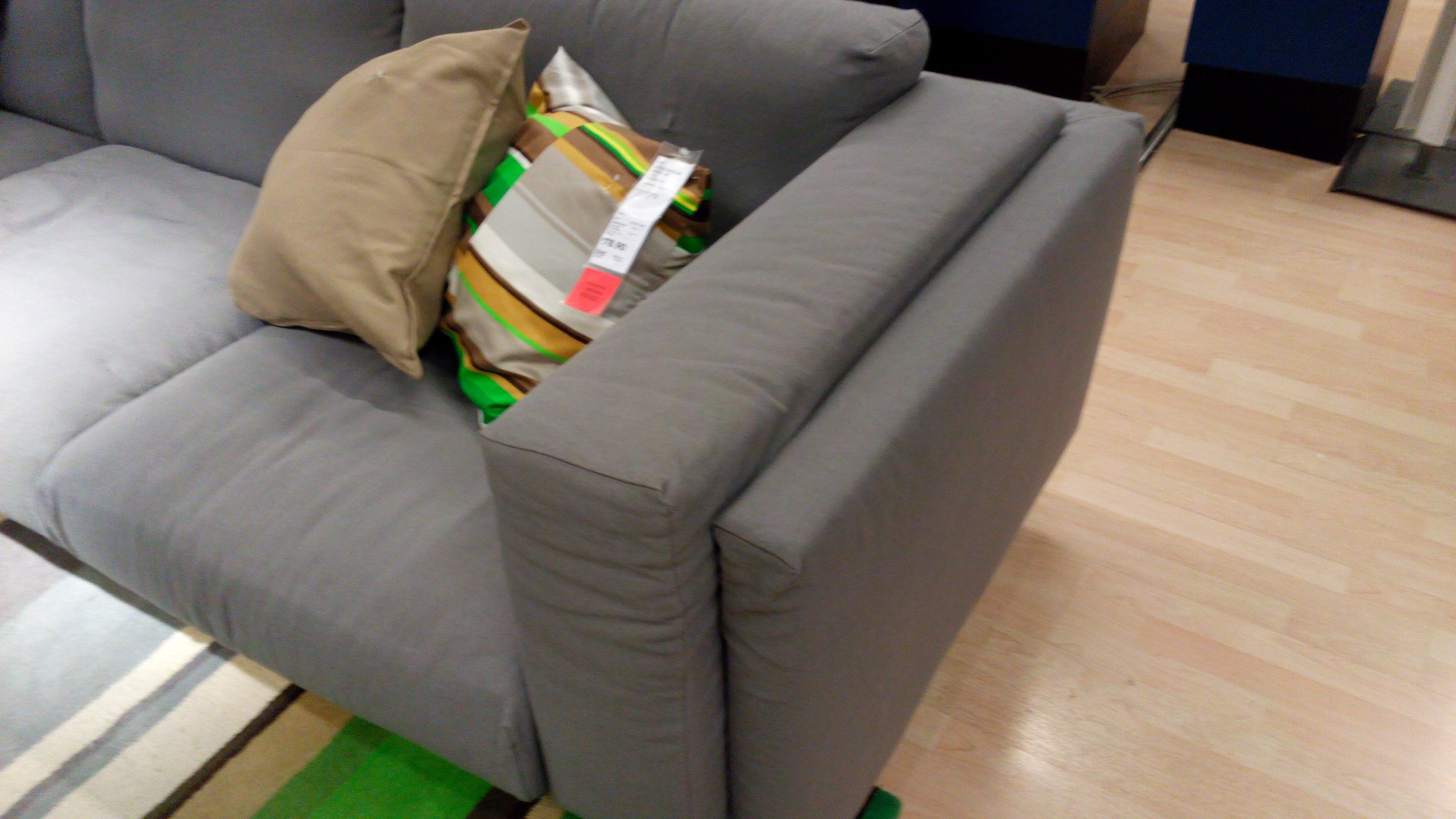 Ikea Sofa Nockeby Test Ikea Nockeby Sofa Review New Ikea Couch Series Mid 2014