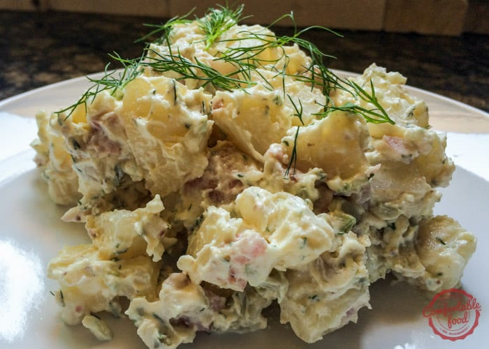 The best potato salad recipe.