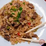 Chinese Beef and Rice