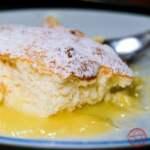 Super Easy Lemon Pudding Cake