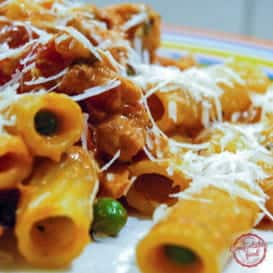 Super delicious Rigatoni alla Vodka recipe.