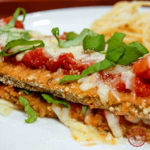 Simple and delicious Eggplant Parmesan recipe.