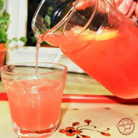 Watermelon Lemonade recipe.