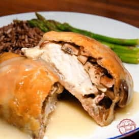 A Recipe for Chicken Wellington from Comfortable Food.