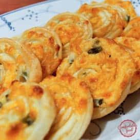 Jalapeno popper pinwheels recipe.