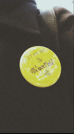 'Chumfeh' buttons!