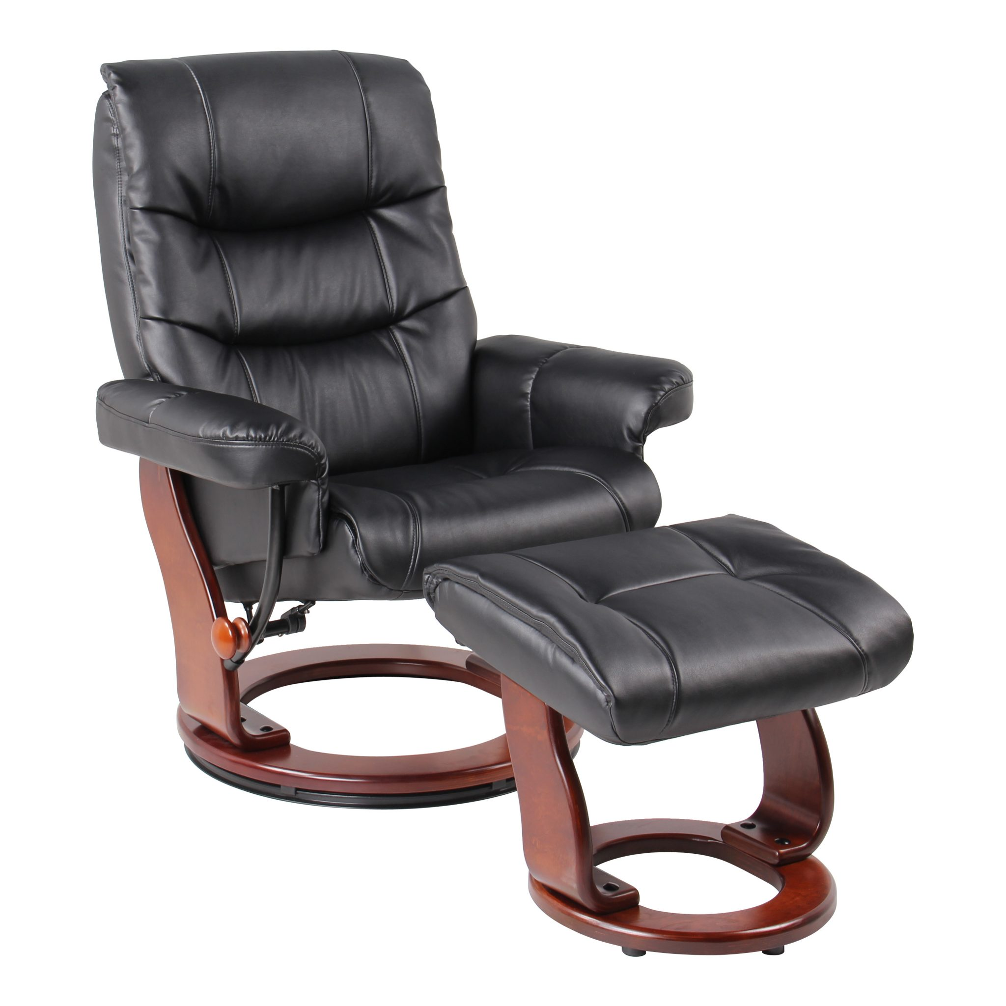 stress free chair cushioned dining chairs rosa zero gravity recliner with ottoman