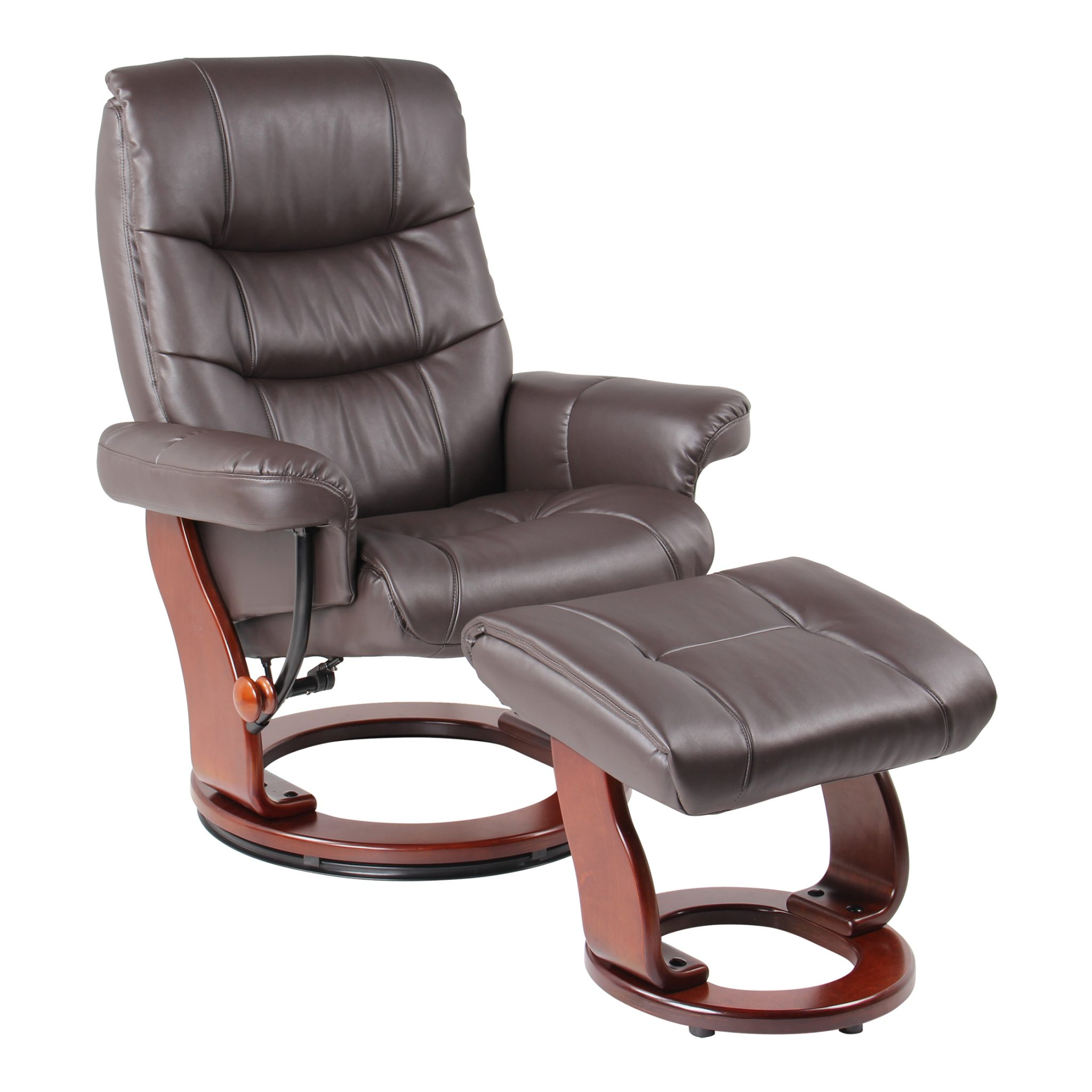 zero gravity chair clearance quechua folding stress free rosa recliner with ottoman