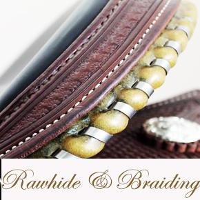 Rawhide & Braiding Image