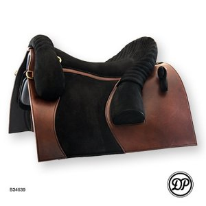 Bückeburger Schooling Saddle Image