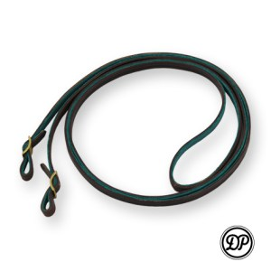 Soft Feel Double Bridle Reins Image