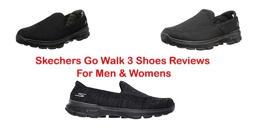 skechers men's go walk review