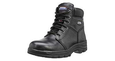 Stride Soft For Skechers Work Constructo SUVzqMp