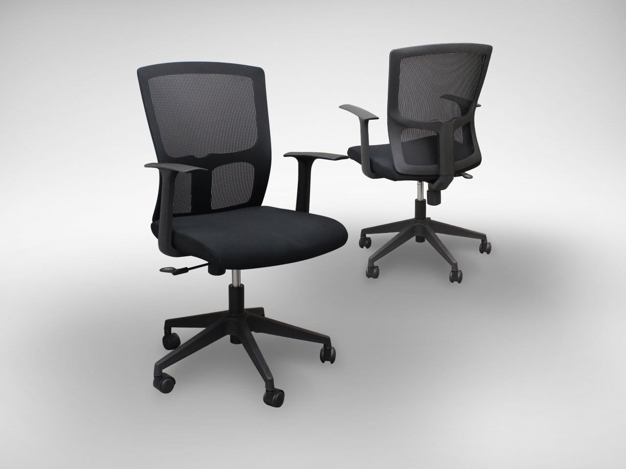Realspace Chairs Kasa Midback Office Chair Comfort Design The Chair