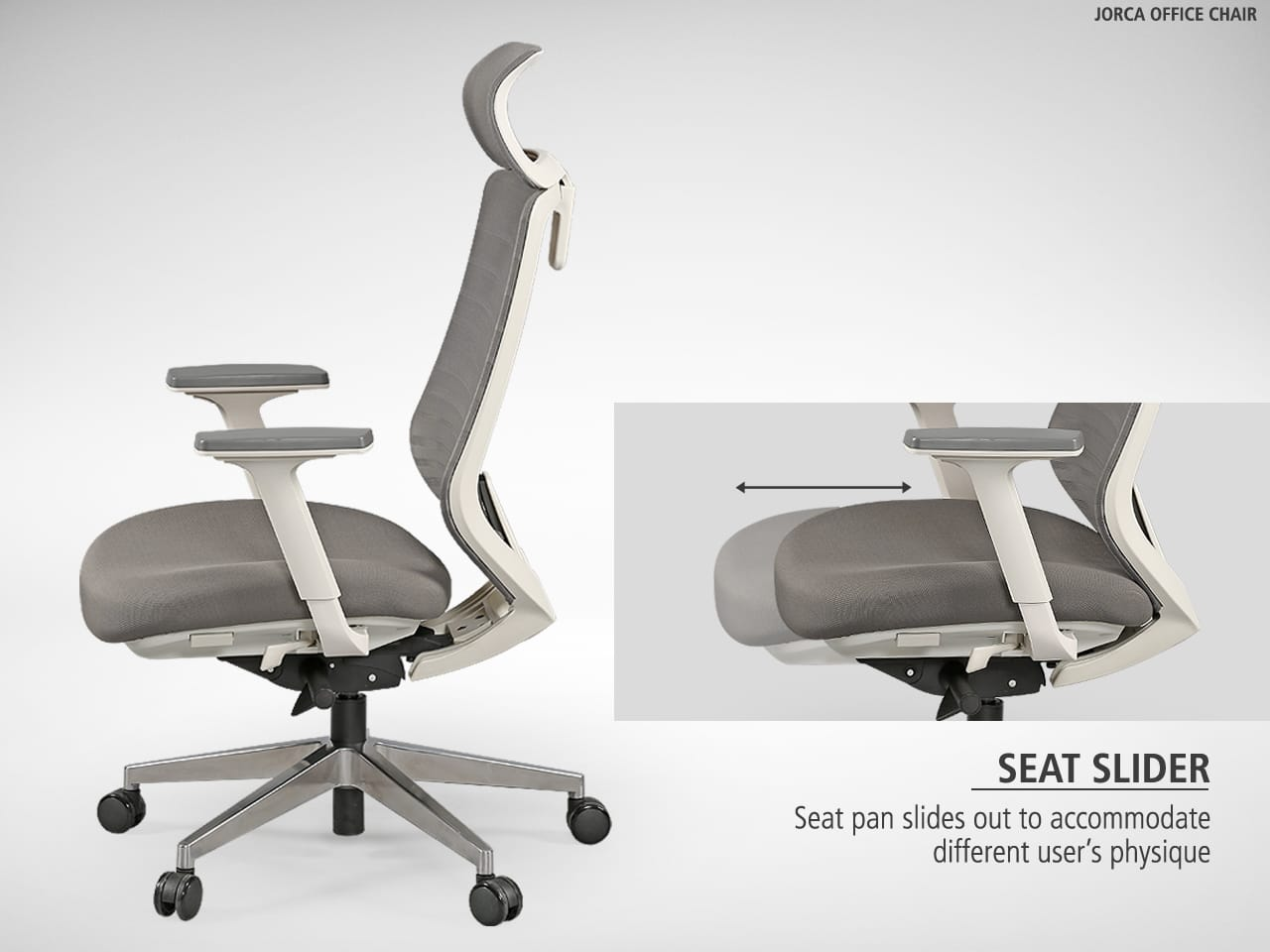 Realspace Chairs Jorca Highback Office Chair Comfort Design The Chair