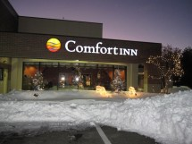 Winter In Nj Comfort Inn Middletown-red Bank - Jersey