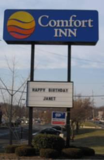 Funny Happy Birthday Janet