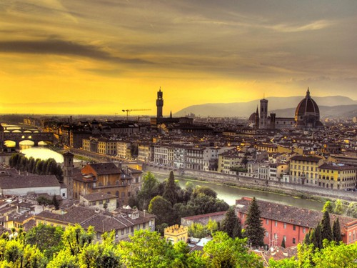 florence visit with comfort tour canada