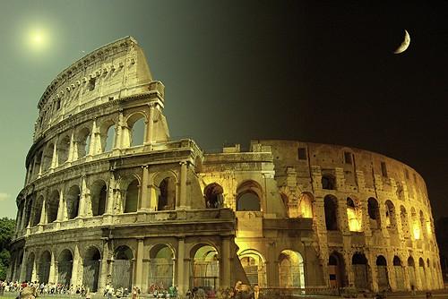 rome italy coliseum comfort tour