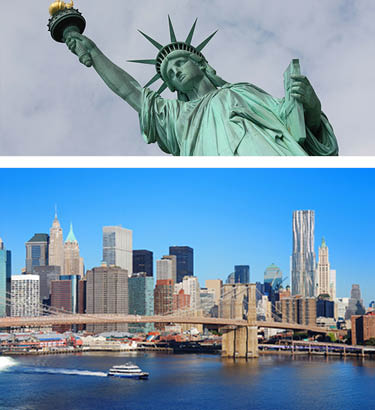 New York Bus Tours from Toronto-weekly departures-Comfort Tour Canada