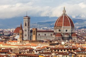 Florence View - Italy Tours from Toronto
