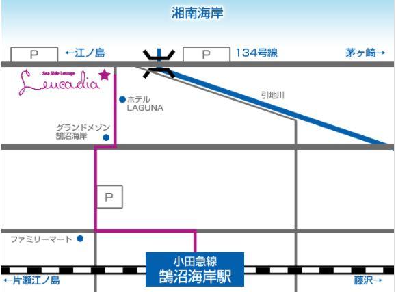 藤沢 パーソナルトレーニング COMFY アクセス