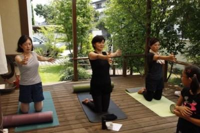くびれ専門 ボディバランススタジオCOMFY 第7回 湘南美女会 9