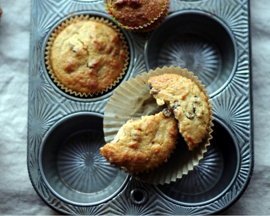 Muffins from the tin