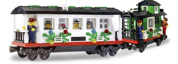 polar express lego train set # 52